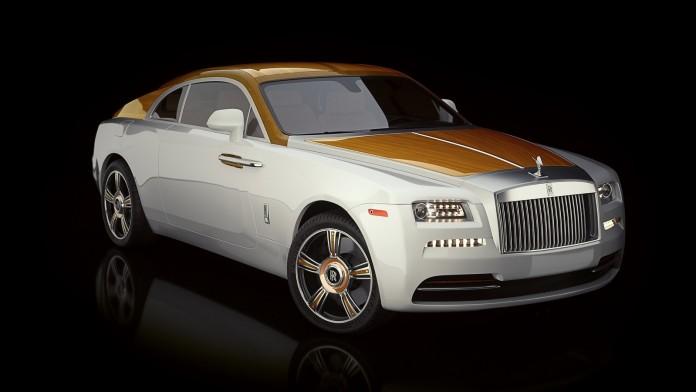 Rolls-Royce Wraith Regetta (1)