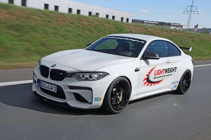 BMW M2 by Lightweight Performance (1)
