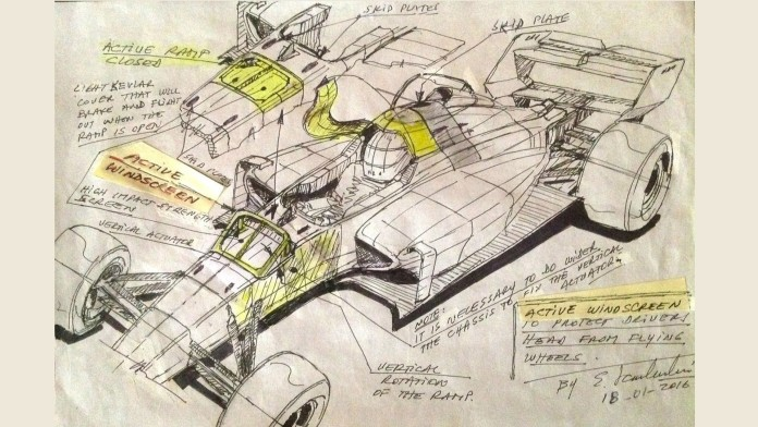 Enrique Scalabroni active windscreen sketch (2)
