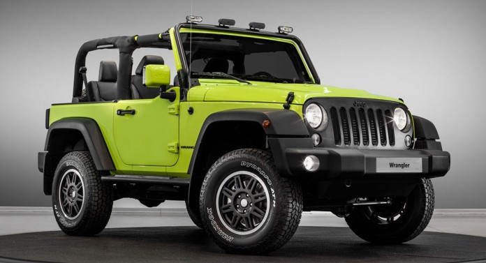 Jeep Wrangler Rubicon by Mopar