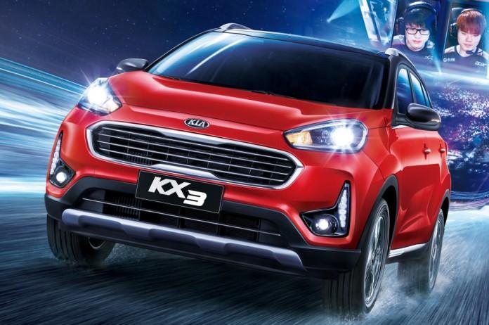 Kia KX3 Facelift 2017 (2)