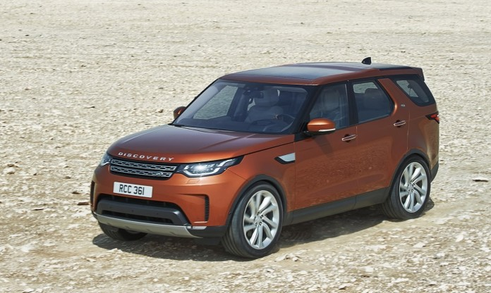Land Rover Discovery 2017 (7)