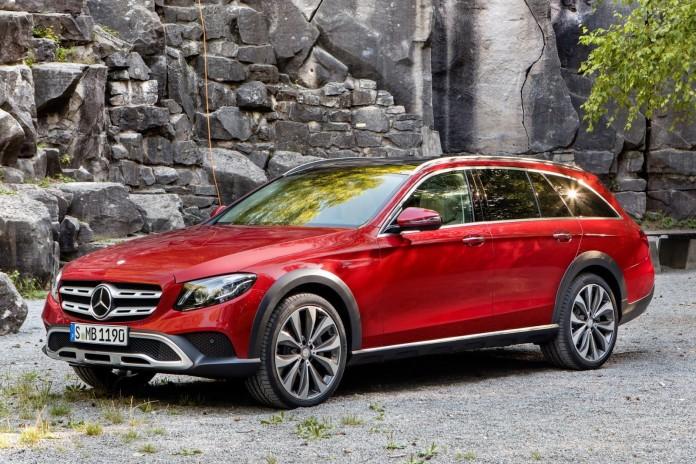 Mercedes-Benz E-Class All-Terrain new6