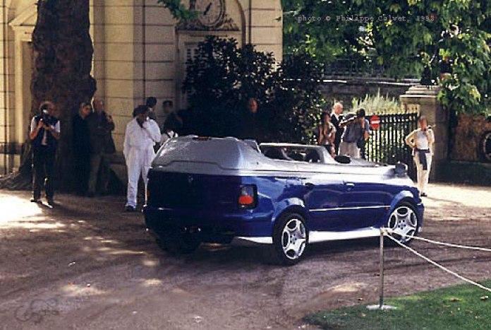 """© Philippe Calvet, site """"Franco Sbarro, l'autre façon de concevoir l'automobile"""""""