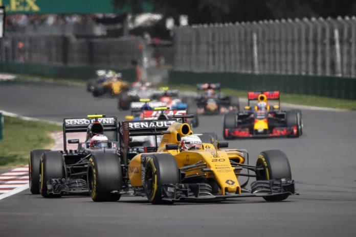 F1 - MEXICO GRAND PRIX 2016
