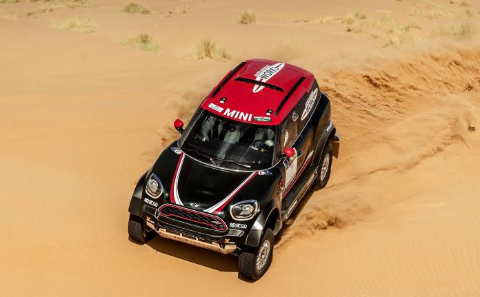 mini-john-cooper-works-rally-dakar-2017