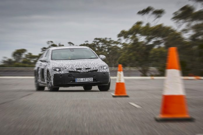 New Opel Insignia: More Agile to Drive