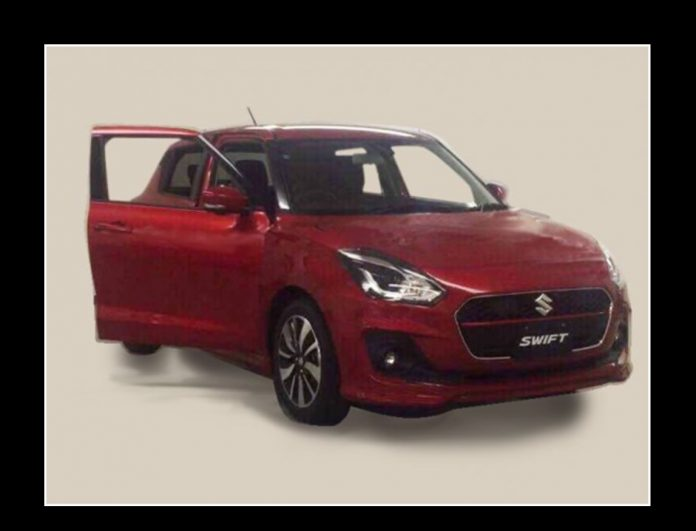 2017-suzuki-swift-leaked