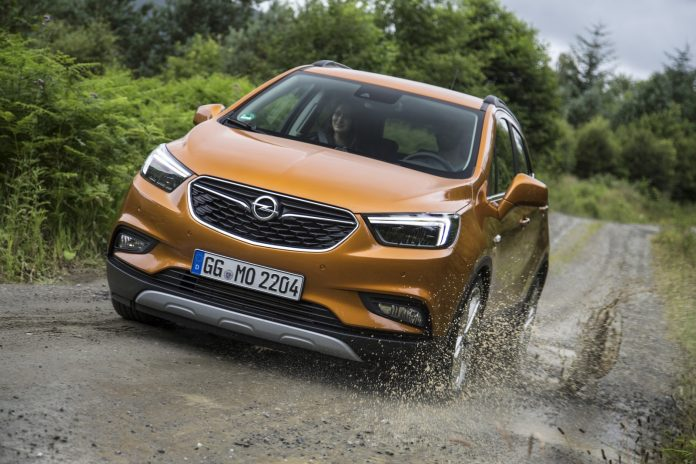 100,000 orders for the new Mokka X