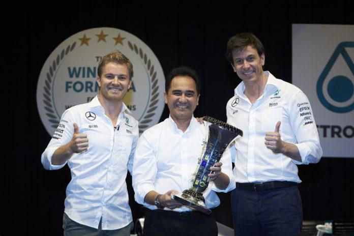 2016 PETRONAS Championship Celebrations, Kuala Lumpur