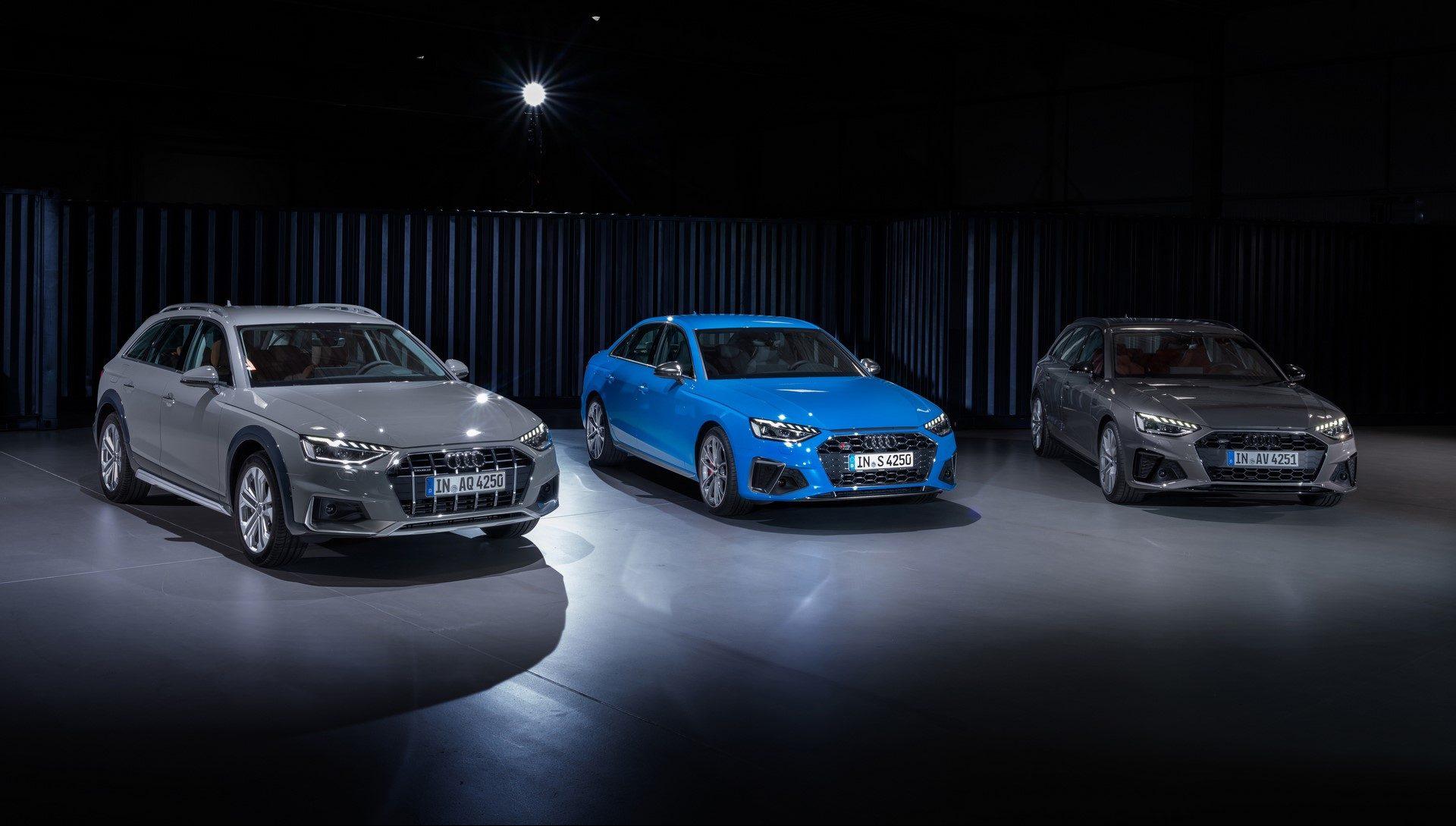 Epishmo Audi A4 Facelift 2020 Autoblog Gr