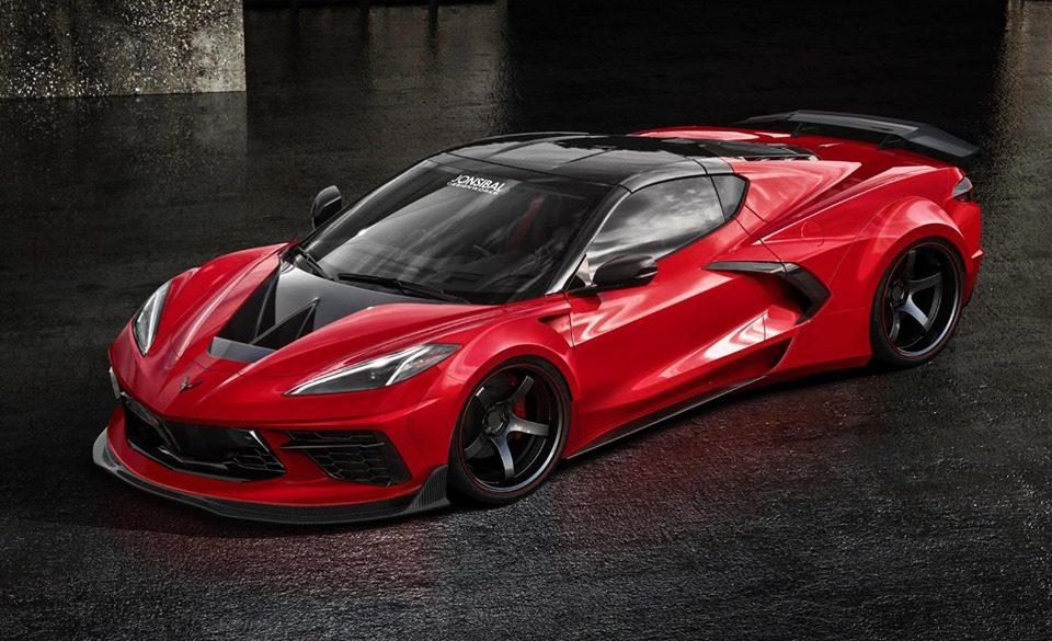 Νέα Corvette Z06 το 2021 με 800 άλογα - Autoblog.gr