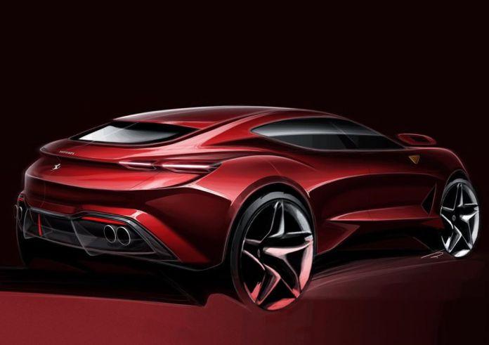 Ferrari Is Preparing 2 More Suvs Will It Be Electric Autogreek News
