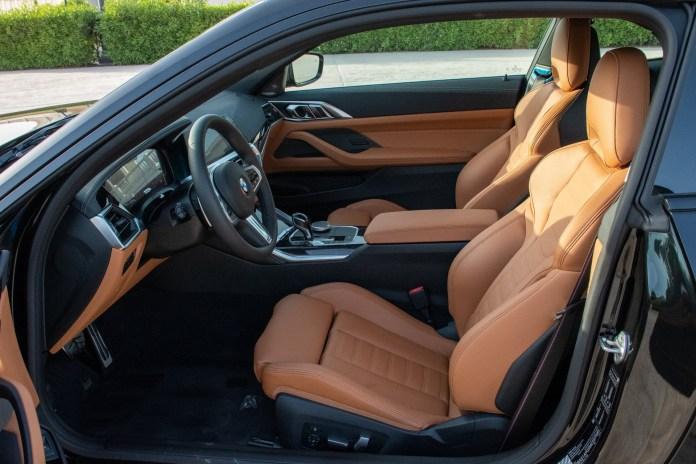 2021 BMW 4 Series Coupe Dark Edition UAE 0018