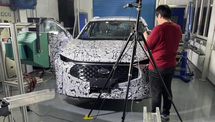 Αυτές οι φωτογραφίες από την Κίνα δείχνουν το νέο Ford Mondeo;