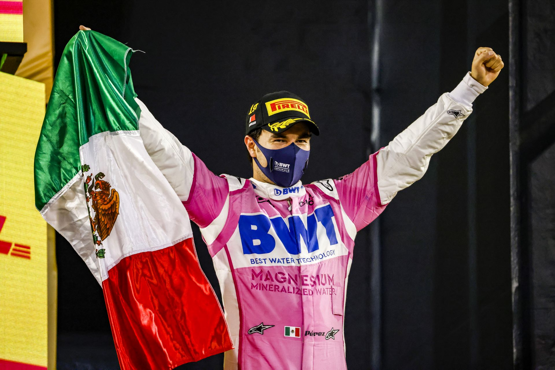 GP Sakhir 2020: Η πρώτη νίκη στην καριέρα του Perez