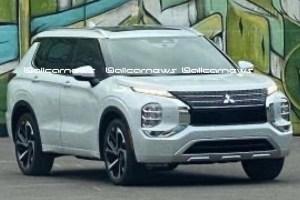 Αυτό είναι το νέο Mitsubishi Outlander