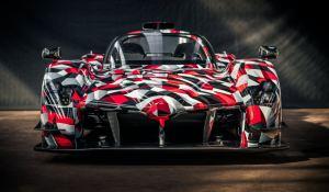Η Toyota θα παρουσιάσει το νέο αγωνιστικό αυτοκίνητο Le Mans στις 15 Ιανουαρίου