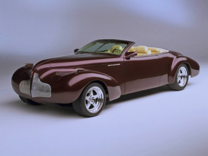 concept-car: 2000 buick blackhawk - auto blogger