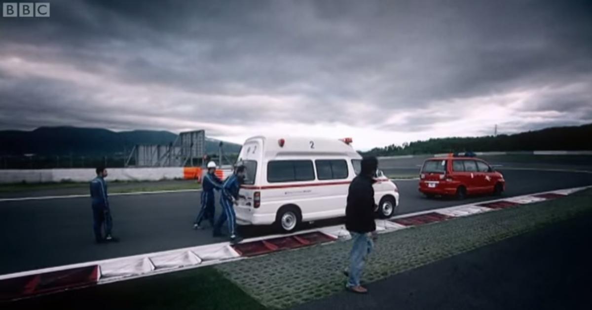 Jeremy Clarkson GT-R