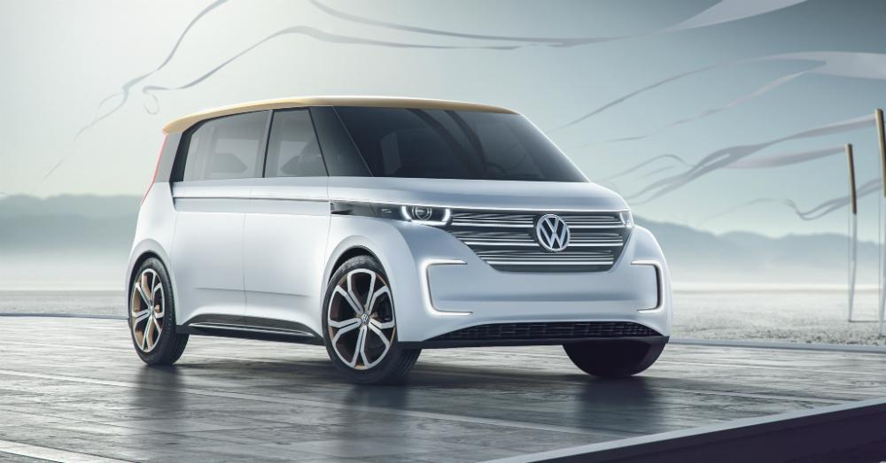 01.09.16 - Volkswagen BUDD-e Concept