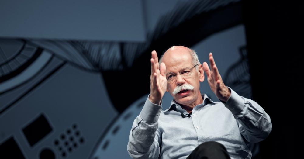 04.06.16 - Daimler Head Dieter Zetsche