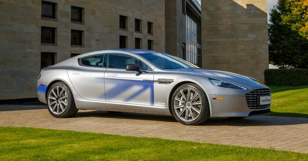 04.15.16 - 2018 Aston Martin RapidE