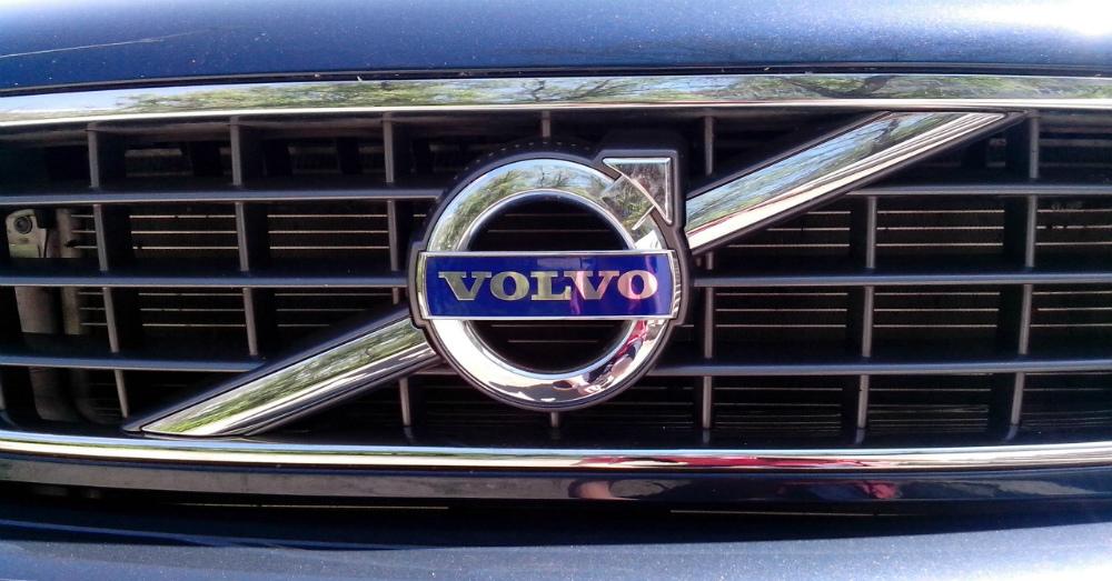 07.28.16 - Volvo Logo