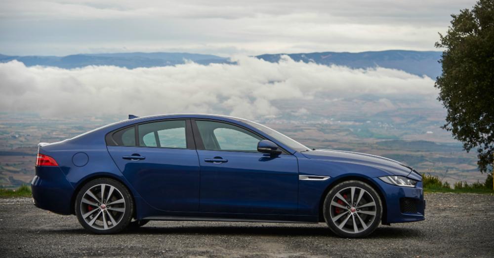 12.16.16 - Jaguar XE