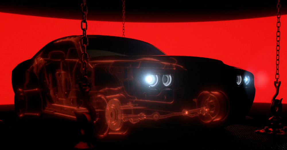 01.25.17 - Dodge Challenger SRT Demon