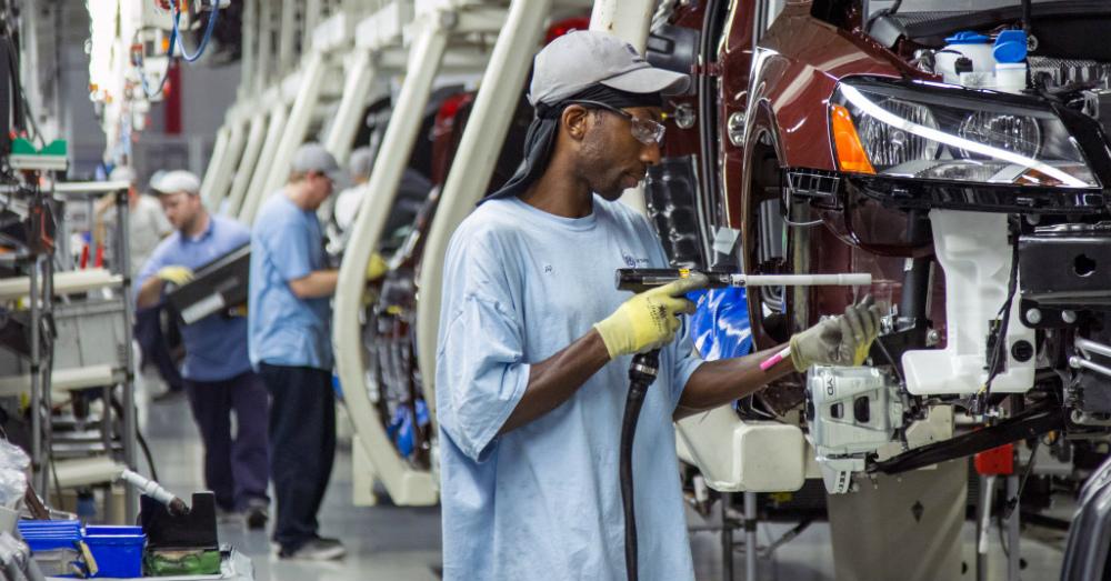 02.24.17 - Volkswagen Chattanooga Plant