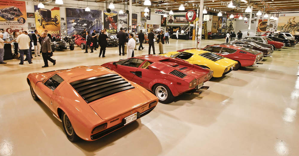The car collection that's made for every car enthusiast thanks to Jay Leno.