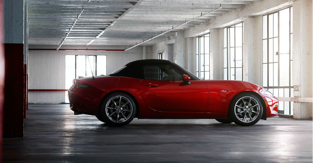 Continued Mazda Vision