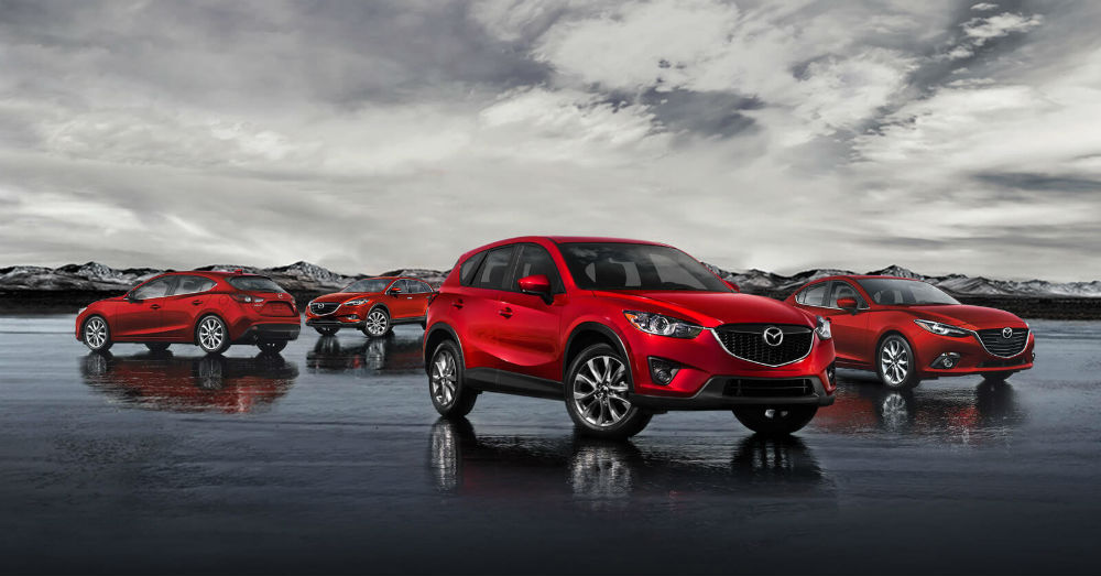 Mazda with New Models on the Way