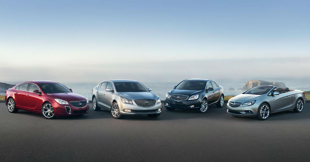 Future Additions to the Buick Brand