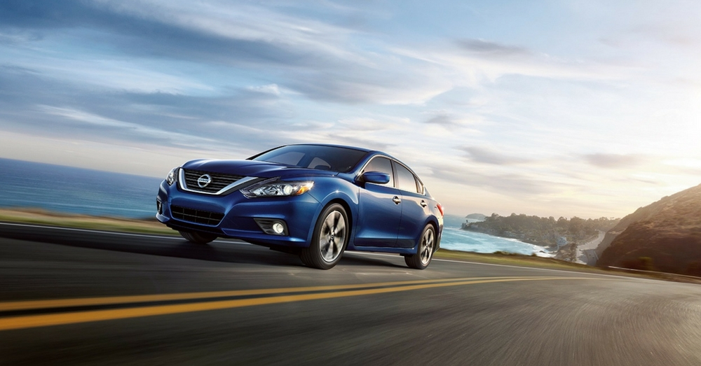 2018 Nissan Altima: Upgraded with Safety