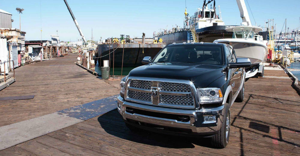 Big Power and Capability in the Ram Heavy Duty Trucks