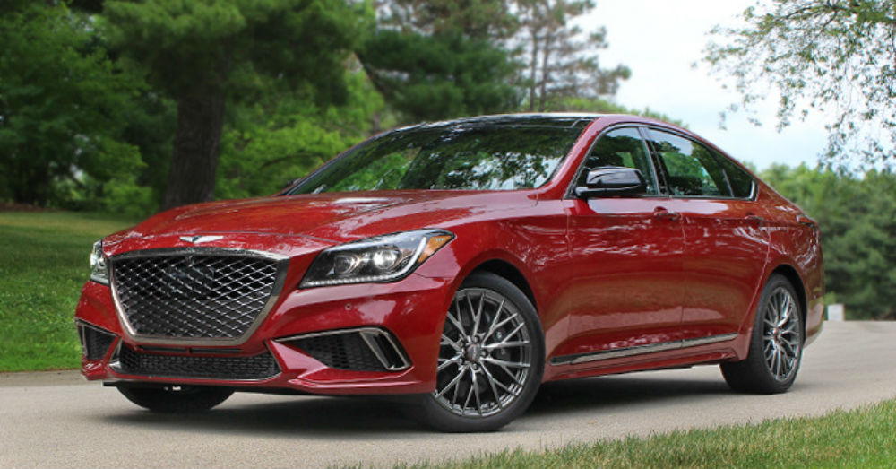 The Genesis G80 Might be the Right Car for You