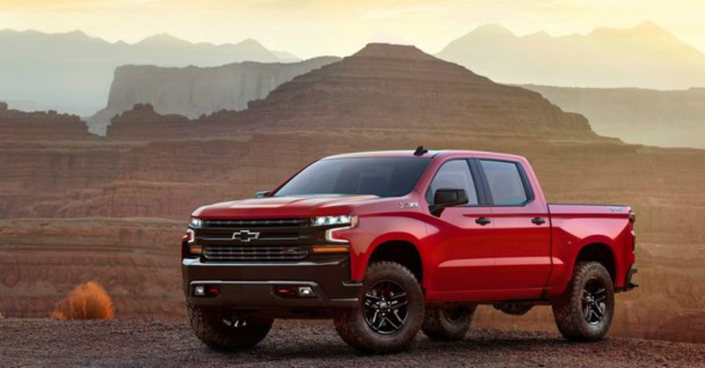 The Silverado Gets Things Done