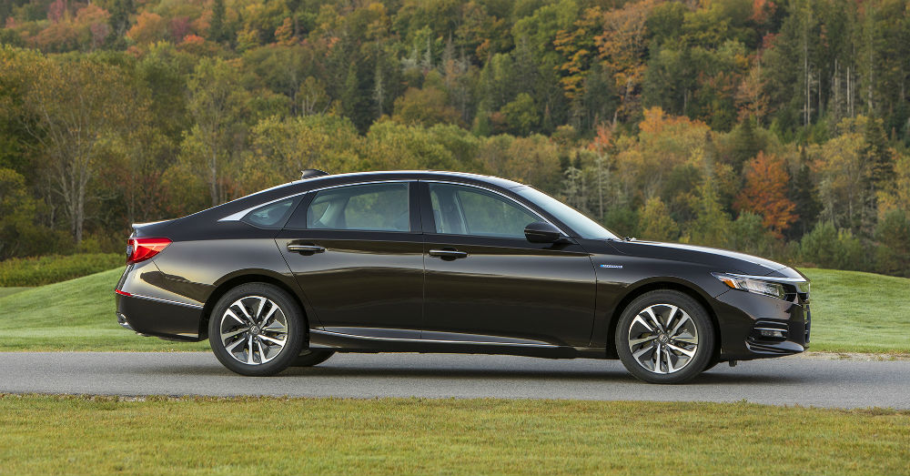 Honda Sedan - The Honda Youre Sure to Enjoy