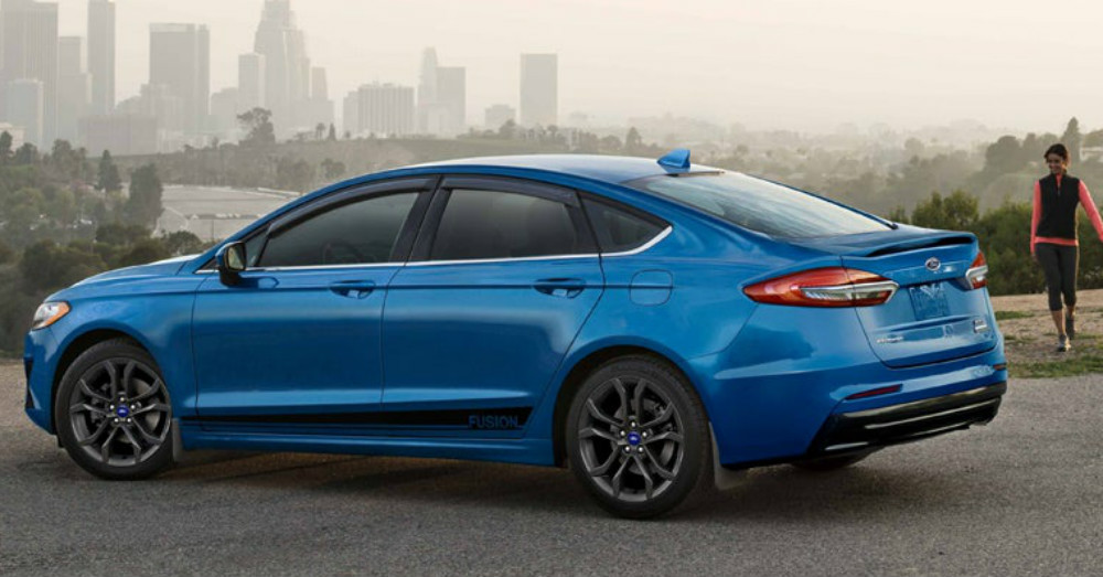 Midsize Sedan - This is the Right Ford Car for You