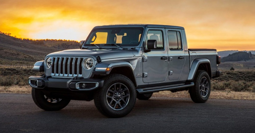 Jeep Scrambler_ A New Truck