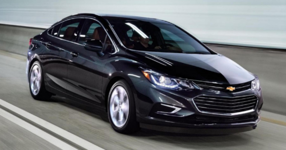2020 Chevrolet - Competent Driving in the Cruze