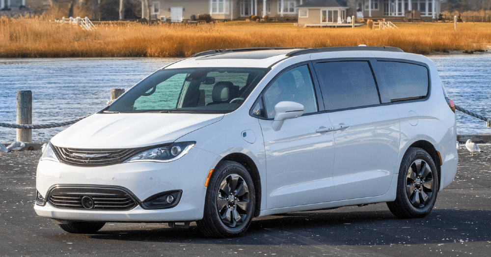 2020 Chrysler Pacifica: An Excellent Minivan