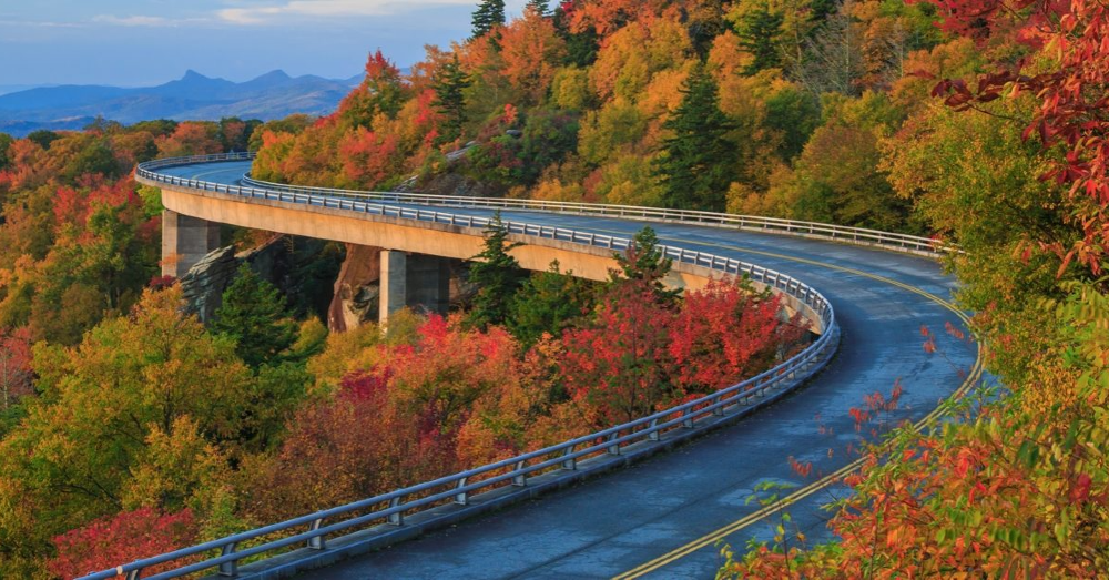The 5 Best Fall Foliage Drives in America