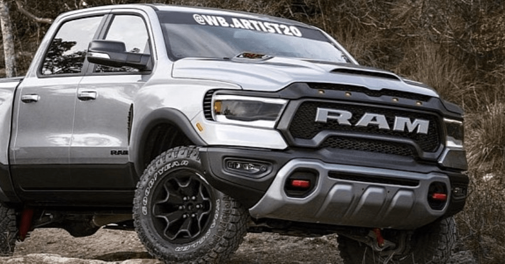 The Ram Rebel TRX Is Ready for Serious Performance