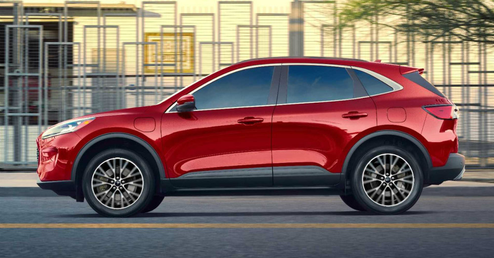 2021 Ford Escape has the Redesigned Style You Want