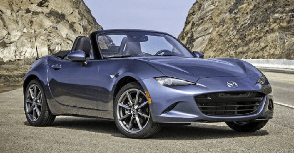 Driving Fun Found in the Mazda MX-5 Miata Grand Touring