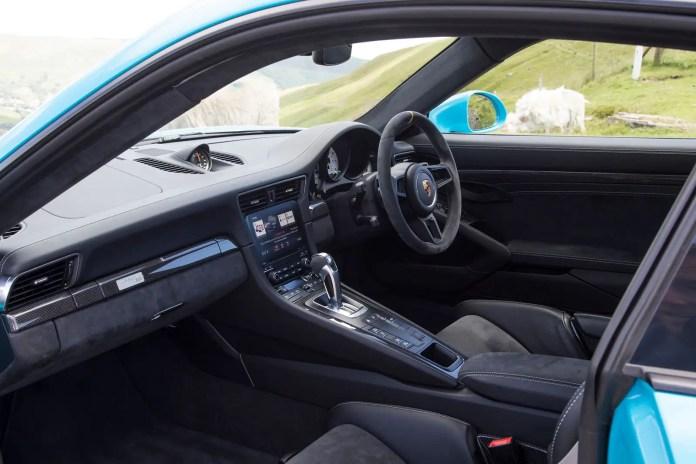 Porsche 911 Gt2 Rs Interior Autocar