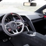 Vw Golf Design Vision Gti First Drive Review Review Autocar